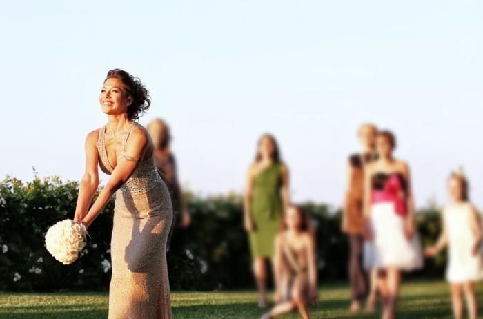 Hochzeit planen brautstrauss