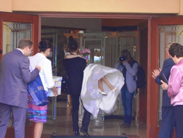 Hochzeit planen tragen