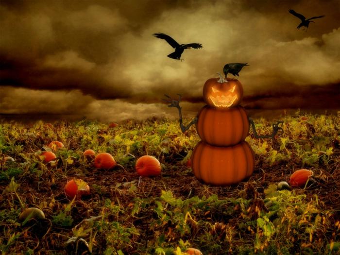 Ideen für Halloween kuerbis NEU Ideen für Halloween deko halloween geschichte kuerbislaterne basteln
