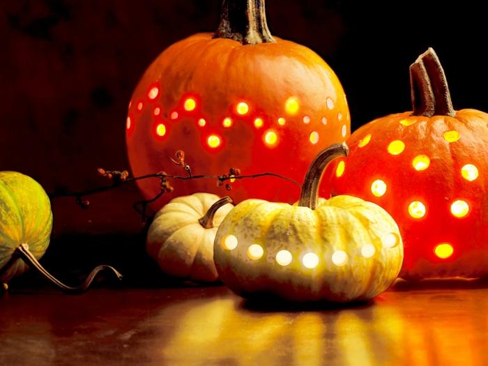 Ideen für Halloween laterne