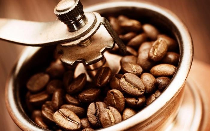 Kaffeemühle manuell