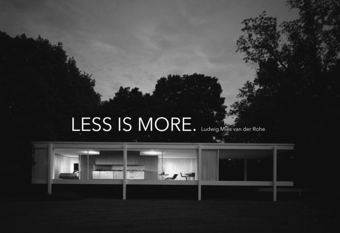 leben und schaffen von ludwig mies van der rohe nach der. Black Bedroom Furniture Sets. Home Design Ideas