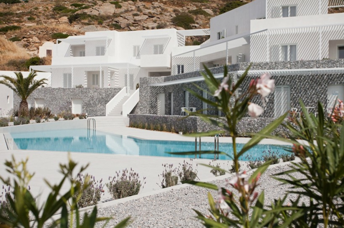 Luxushotels Griechenland ReLux Ios insel boutique Hotel