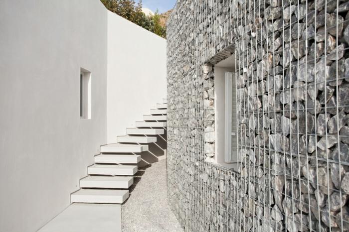 Luxushotels Griechenland ReLux steinwände boutique Hotel