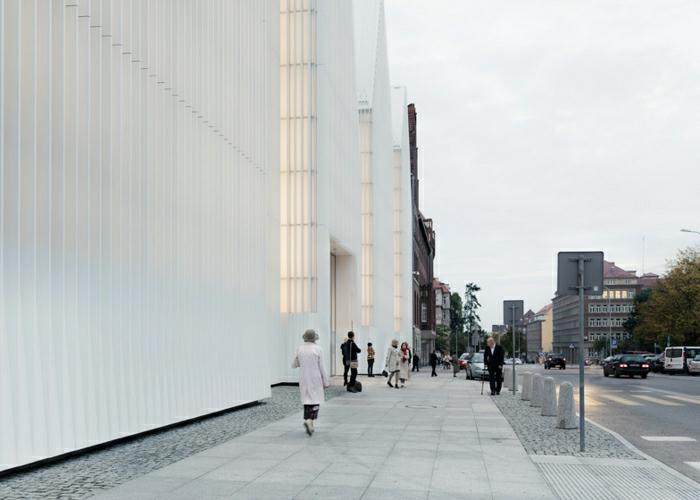 Mies Van Der Rohe Award 2015 Die Philharmonie In Stettin