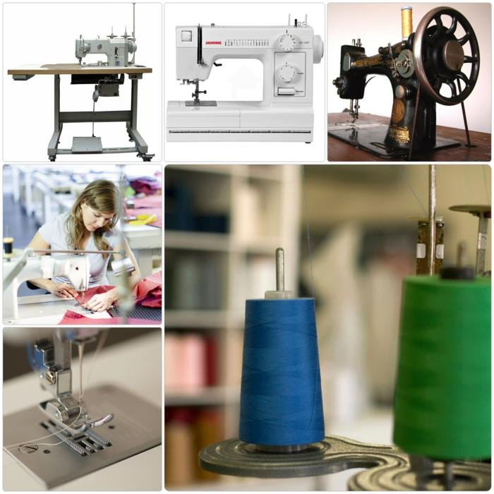Nähmaschine kaufen tipps industrienähmascine und häusliche nähmachine