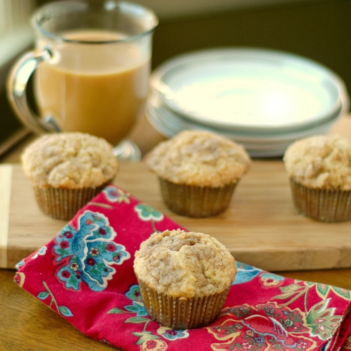 Piment muffins