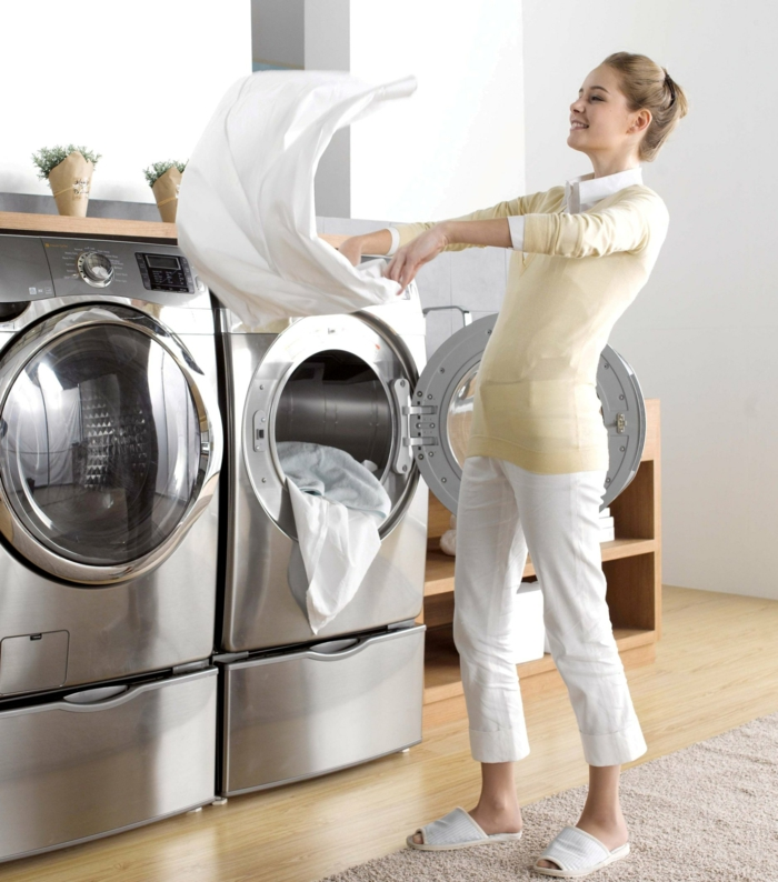 Putzplan wäsche