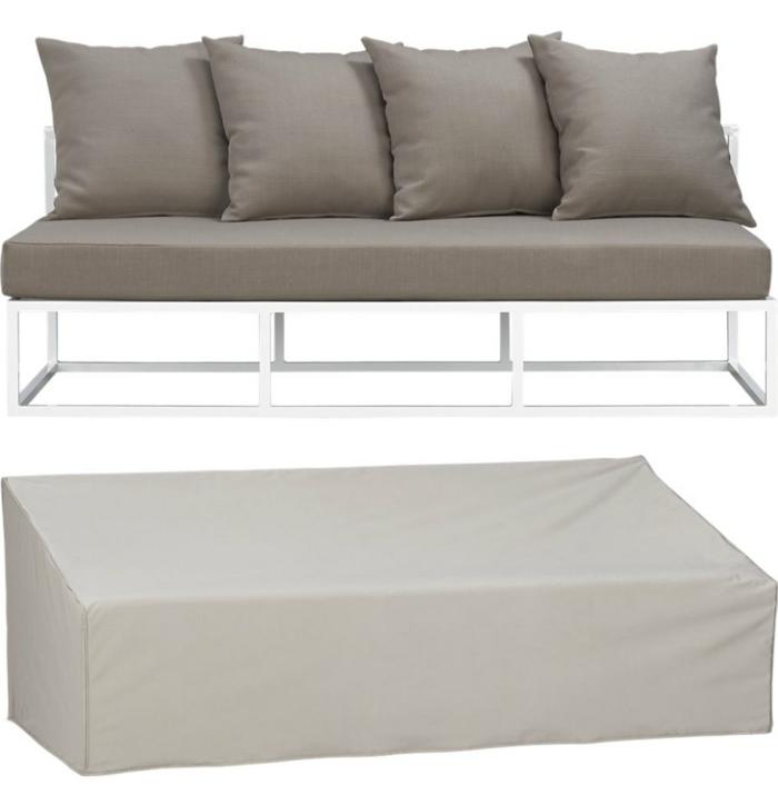 Gartenmobel Polyrattan Sofa : Schutzhülle für Ihre Gartenmöbel nach Maß