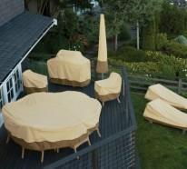 Schutzhülle für Gartenmöbel nach Maß