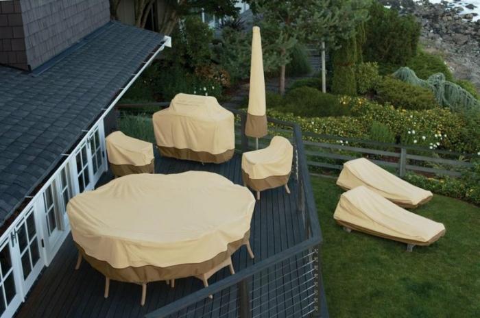 Schutzhülle für Gartenmöbel set
