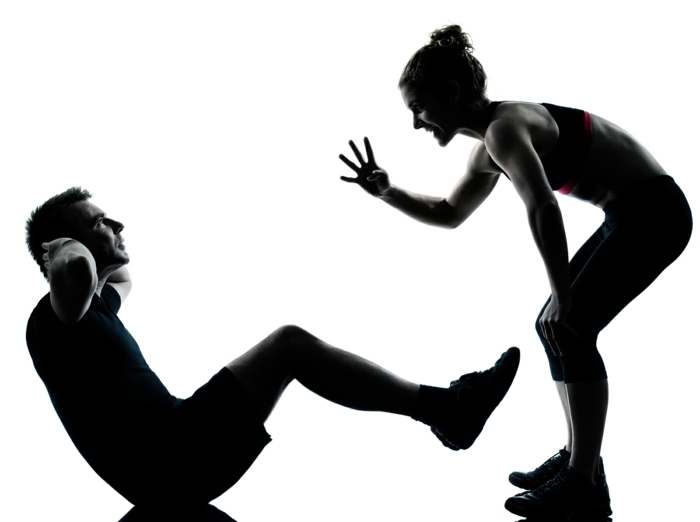 Selbstmotivation training