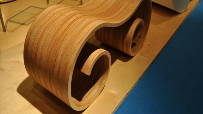 Sperrholz platten biegsam warm weich