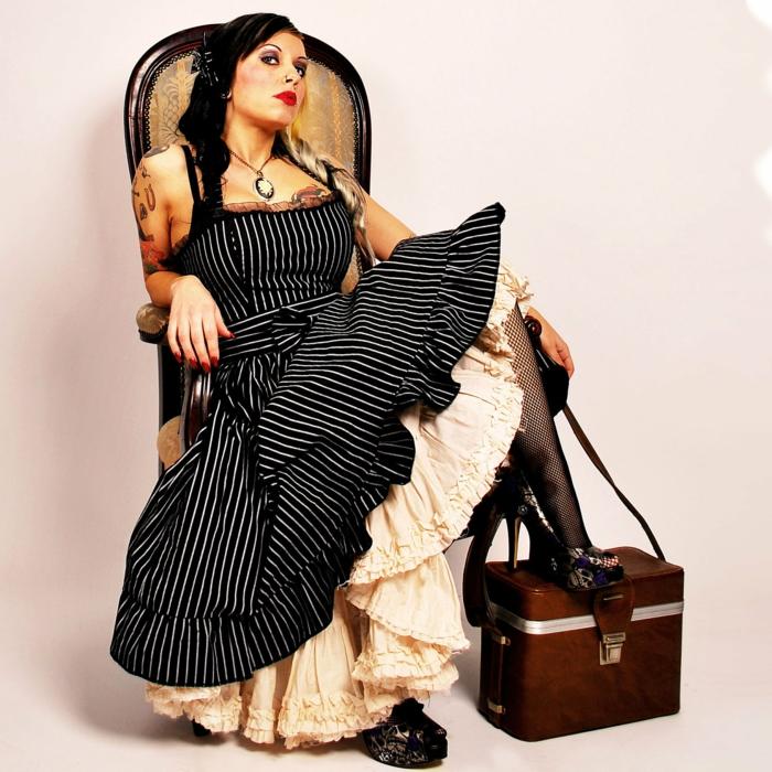 Steampunk Kleid ami
