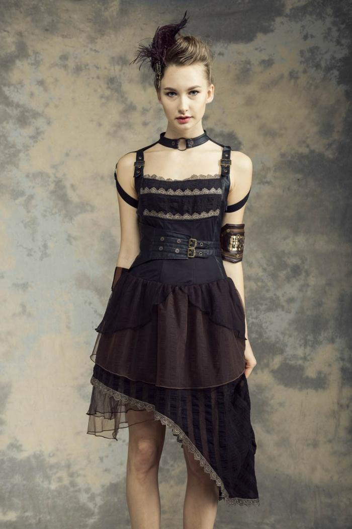 Steampunk Kleid produkt