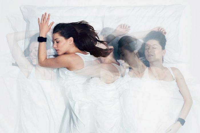 Traumdeutung schlafende frau