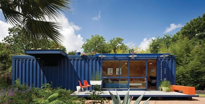 Traumhaus das keine finanzielle bombe im budget ist for Wohnideen container
