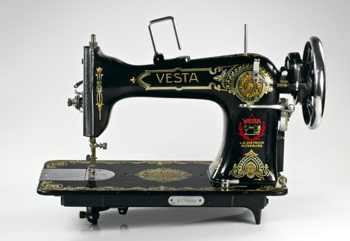 Vesta mechanische Nähmaschine kaufen tipps