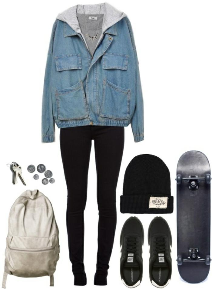Was ist ein Hipster mode kleiderstücke