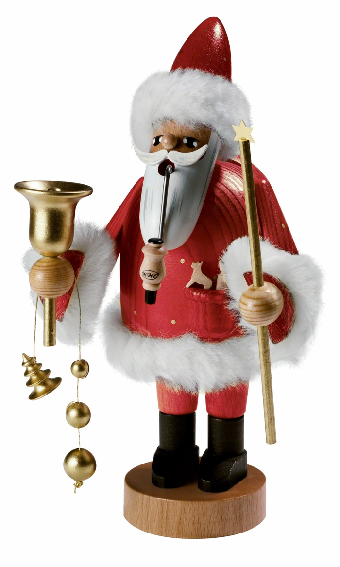 Weihnachtsdekoration online shop Weihnachtsdeko aus Holz Weihnachtsmann