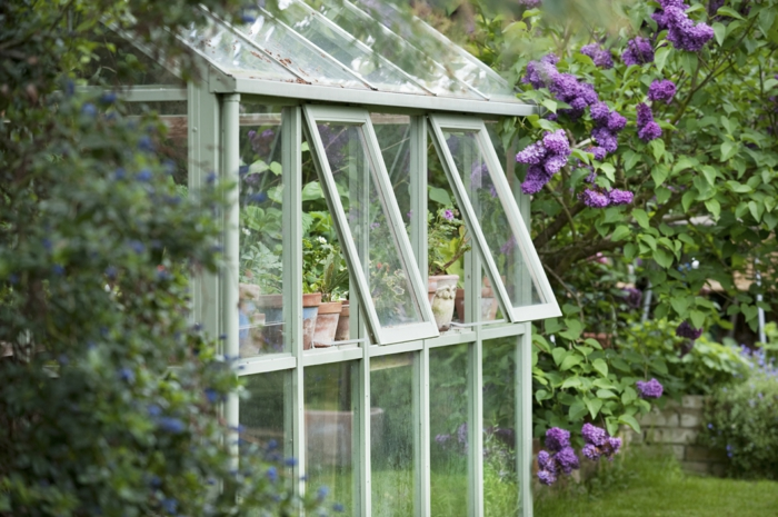 Wintergarten einrichten temporäre luften
