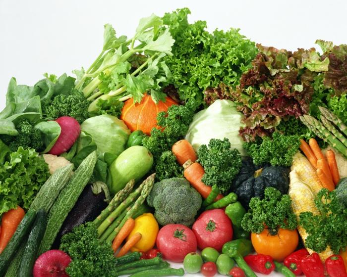 abnehmen ohne sport und diät früsches gemüse öfter essen
