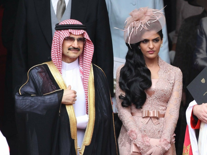 arabische frauen prinzessin Amira Al Talil moderne frau
