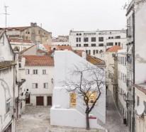Das Haus der Fado Musik im Zentrum von Lissabon – Casa da Severa