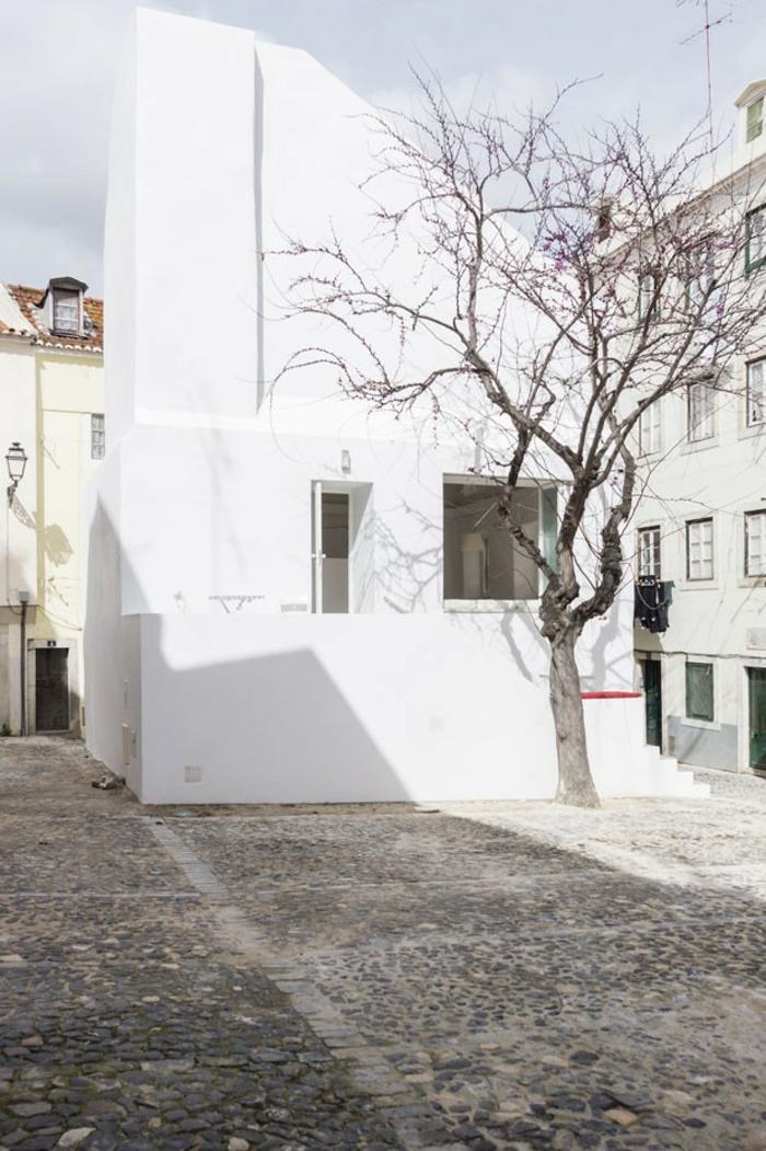 arquitetura casa da severa fado musik hausgebäude lissabon