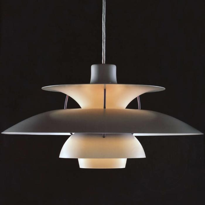 ausgefallene lampen Paul Henningsen ph5 modell