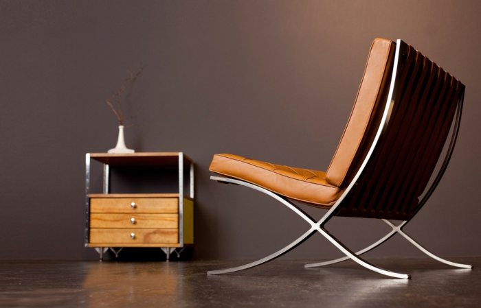 barcelona chair designer Ludwig Mies van der Rohe