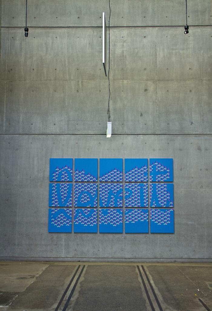 basteln mit papierstreifen wanddeko ideen love werk