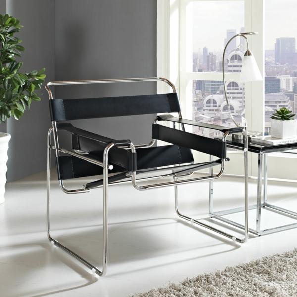 Stilvolle Und Funktionale Einrichtung Im Bauhaus Stil