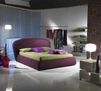 Betten Design - Jedes Schlafzimmer braucht doch ein schönes Bett!