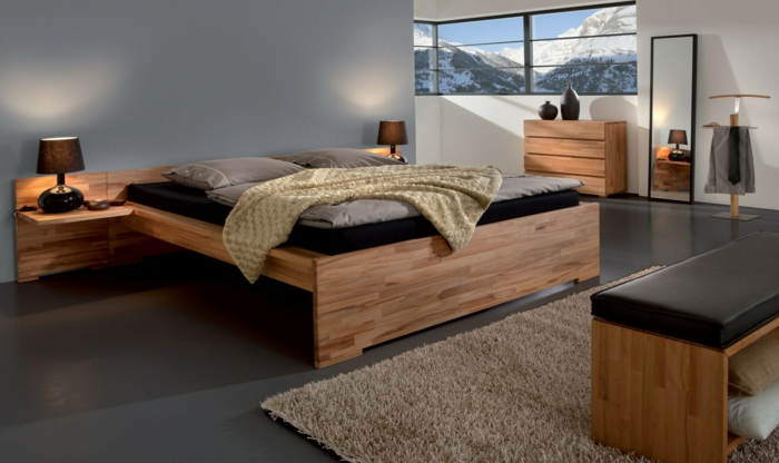 betten design jedes schlafzimmer braucht doch ein. Black Bedroom Furniture Sets. Home Design Ideas