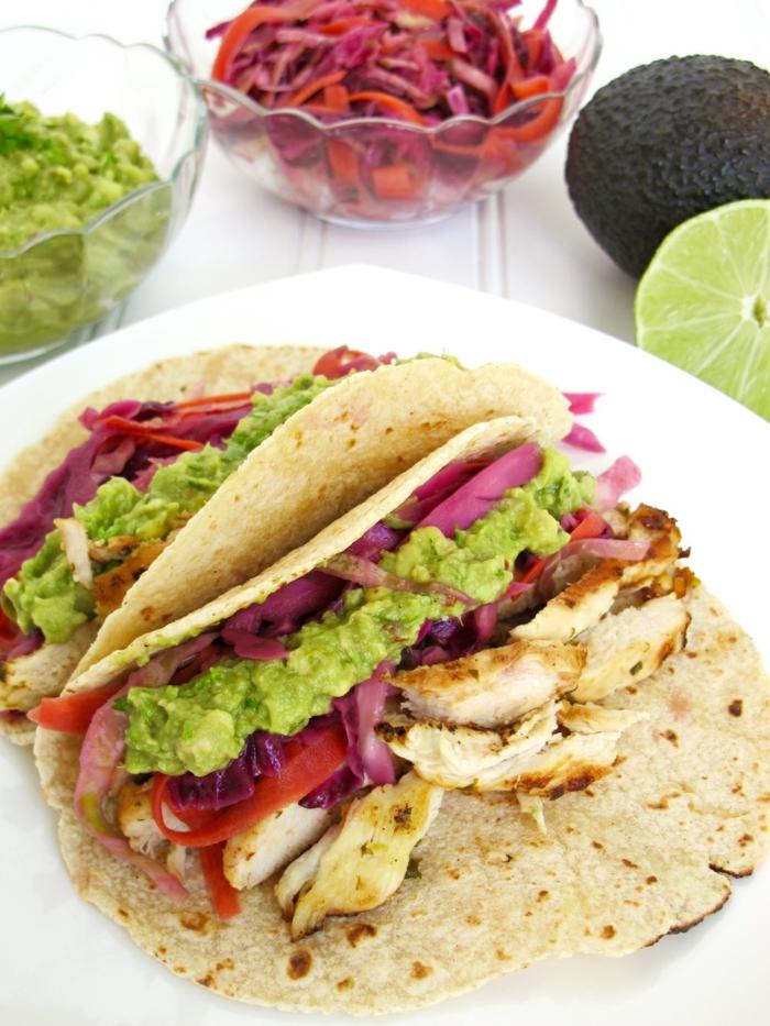 bio fleisch frische brötchen gesund tacos