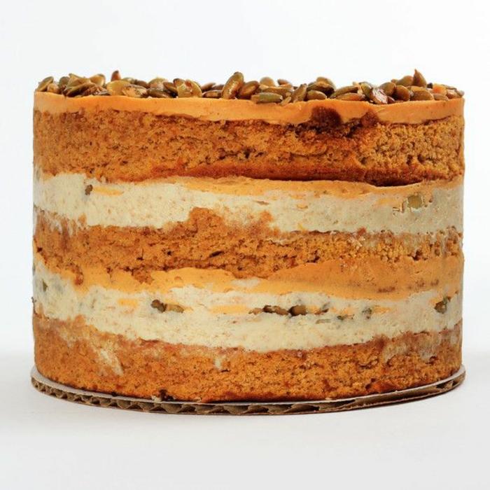 blechkuchen kürbis rund mini
