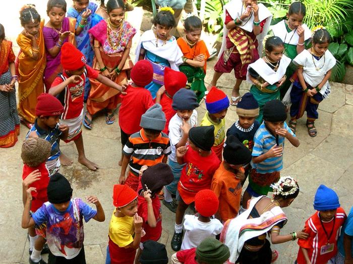 bombay indien mumbai kinder junge generation