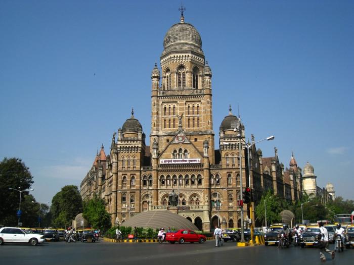 bombay indien mumbai stadtverwaltung