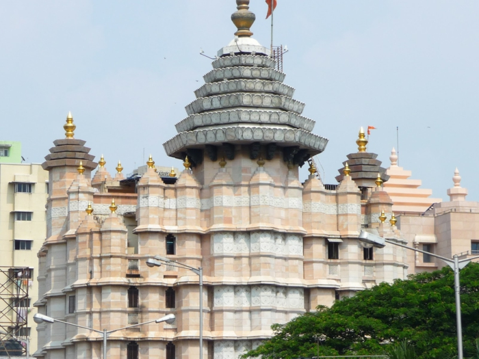 bombay indien mumbai tempel siddhivinayak