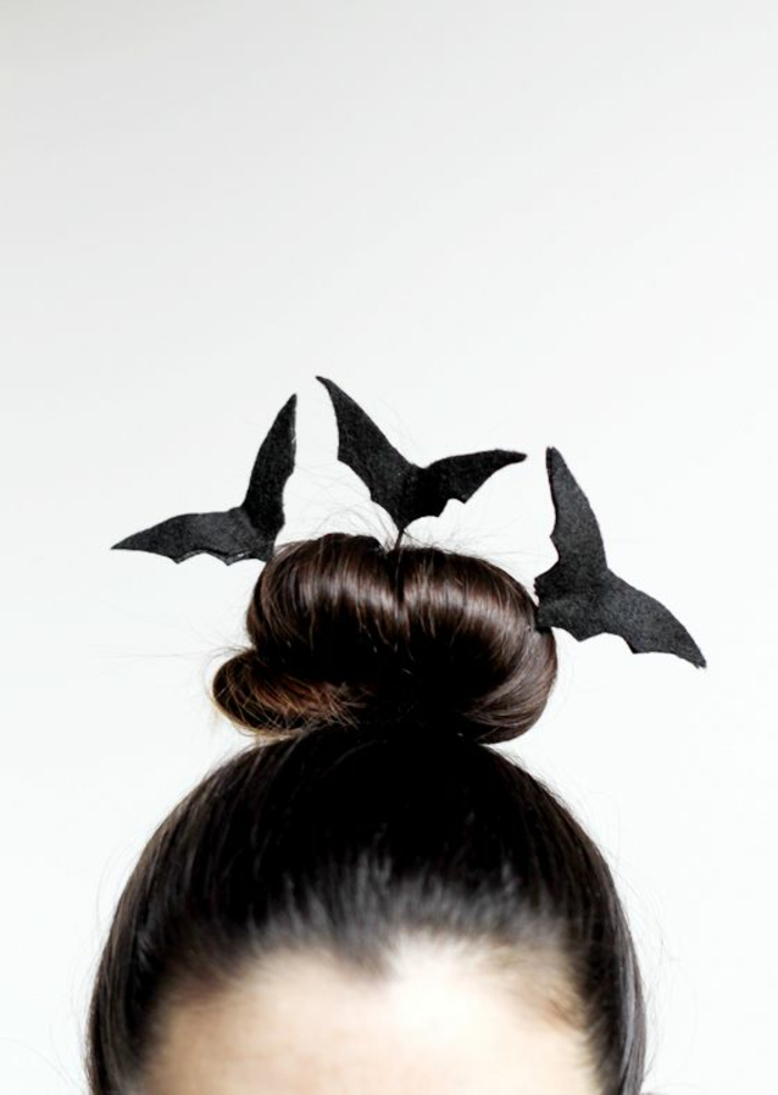coole halloween frisuren kinder halloween kostüme