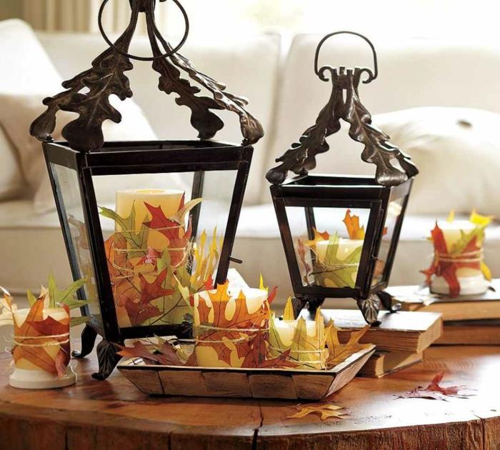 Dekoideen Herbst - Bringen Sie Den Herbst Nach Hause! Wunderschone Herbstdeko Ideen Fur Ihr Zuhause