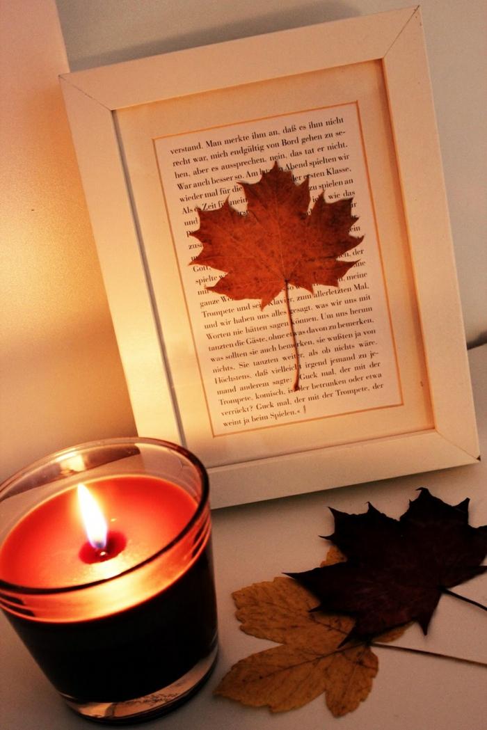40 Dekoideen Herbst Basteln Sie mit den Gaben der Nat