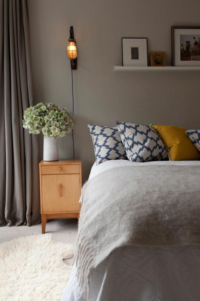 design betten schlafzimmer gestalten komfortables bett
