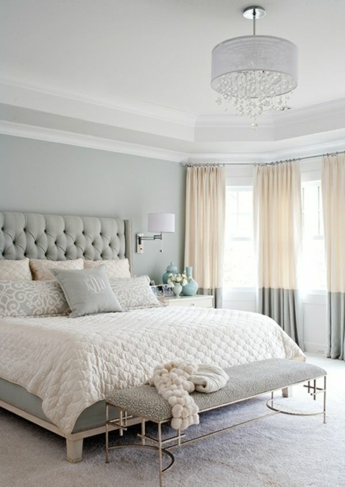 Bett Schlafzimmer | Schlafzimmer Seabrook Aus Bett Nachttisch Und Kleiderschrank Euro