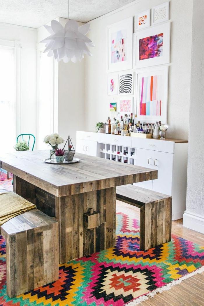 designer esstisch aus massivholz kaufen klassisch