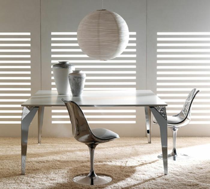 designer esstische verleihen der k che eine besondere note. Black Bedroom Furniture Sets. Home Design Ideas