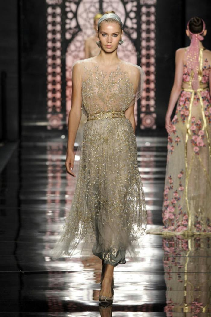 die schönsten hochzeitskleider reem acra modeschau