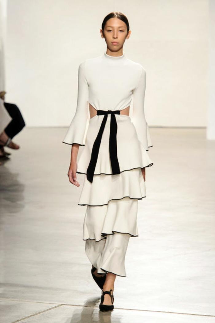 die schönsten hochzeitskleider schouler designer kleider
