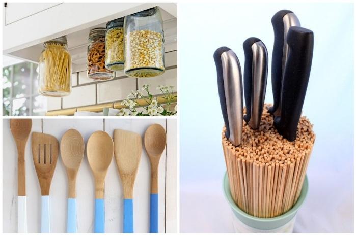 Fabulous DIY Wohnideen und Küchenideen aus alten Gegenständen DN06